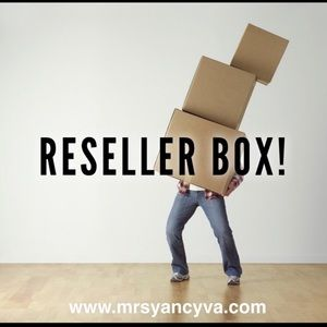 ❤️2HR CLEAR OUT SALE❤️RESTOCKED $10 reseller box!